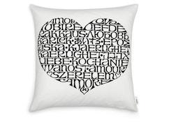 Vitra - Graphic Print Pillows - International Love Heart -  - 1