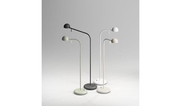 Vibia - PIN Tischleuchte - kurz - weiß matt - 3