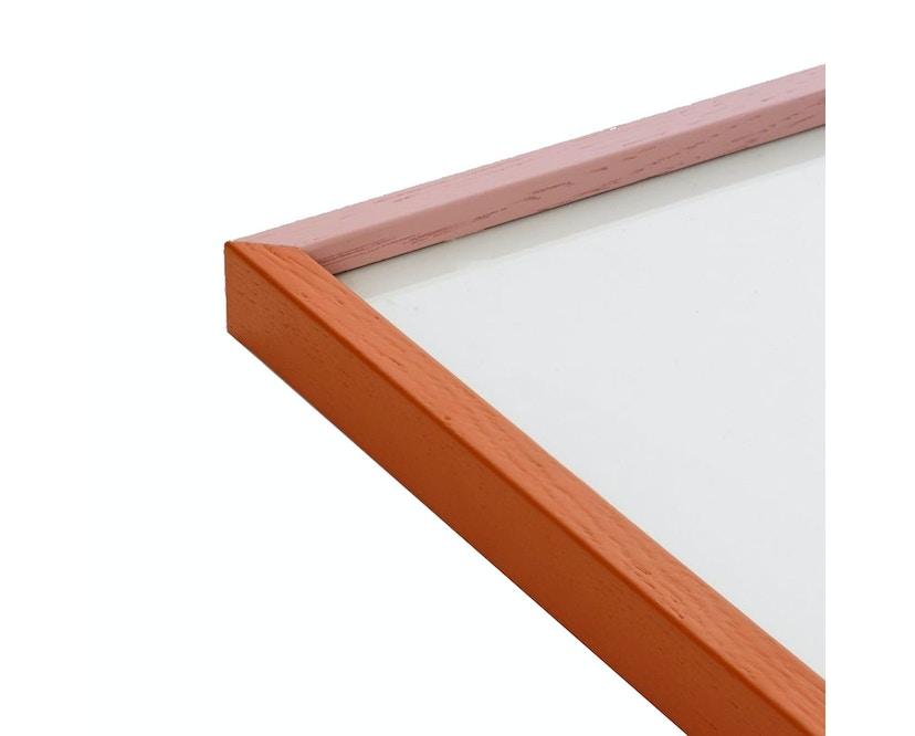 Orange/Pink frame