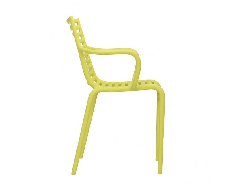 Driade - Fauteuil Pipe-e - jaune - 2