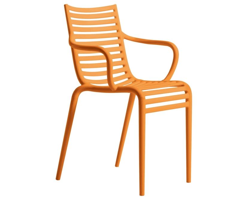 Driade - Pip-e Armlehnstuhl - orange - 1