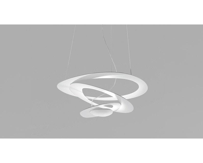 Artemide - Pirce Mini Hängeleuchte - weiß - LED für Phasenabschnittsdimmer - 1