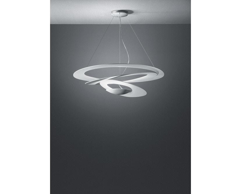 Artemide - Pirce Mini Hängeleuchte - weiß - LED für Phasenabschnittsdimmer - 3