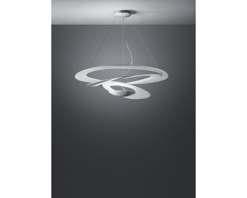 Artemide - Pirce Mini Hängeleuchte - weiß - LED - 3