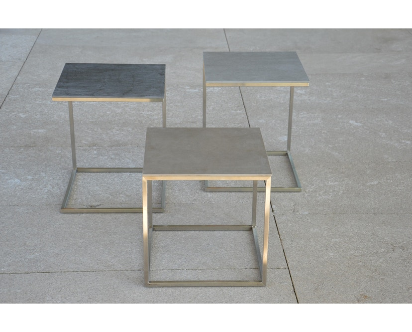 Jan Kurtz - Pizzo Outdoor Keramik - Gestell offen - anthrazit - 2