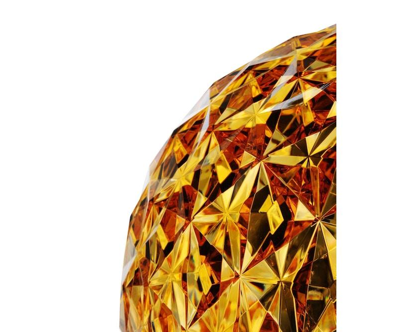 Kartell - Planet Tischleuchte - gelb - 3