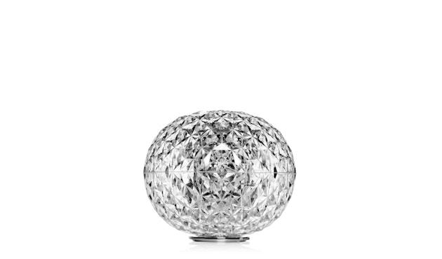 Kartell - Planet Tischleuchte - glasklar - 1