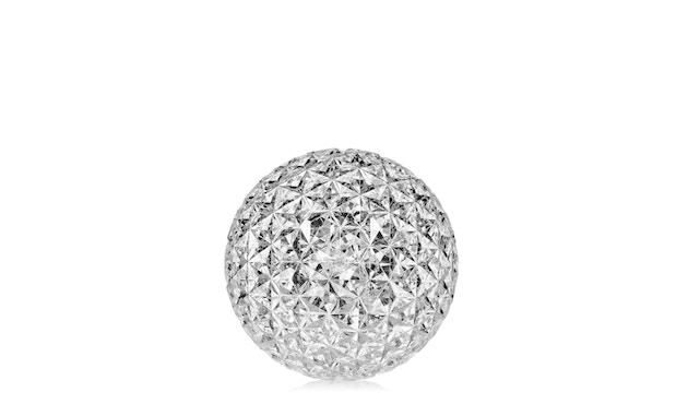 Kartell - Planet tafellamp met voet - glashelder - 2