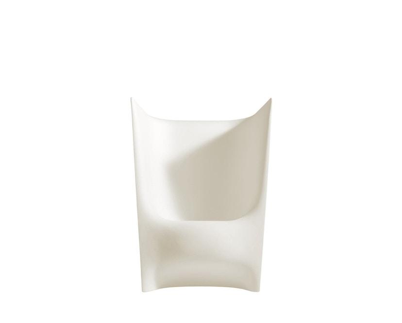 Driade - Plie Outdoor Sessel - weiß - 1