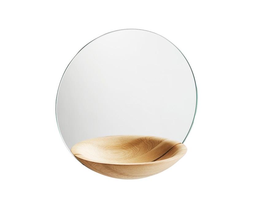 Woud - Pocket Spiegel - Oak - L - 1