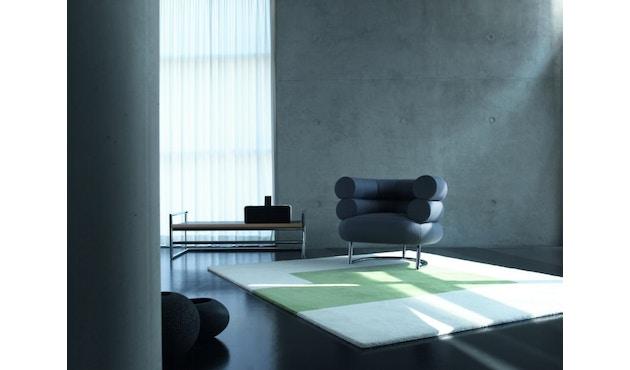 Classicon - Bibendum Sessel - Stoff Manila schwarz - Gestell schwarz - 14