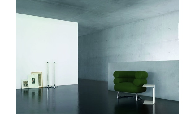 Classicon - Bibendum Sessel - Stoff Manila schwarz - Gestell schwarz - 13