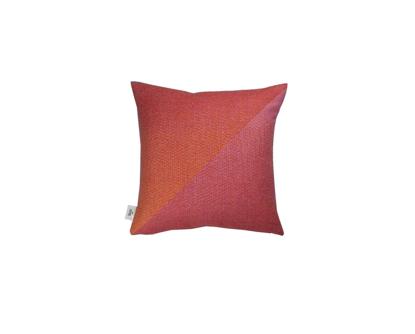 Roros Tweed - Portor Kissen - rosehip - 1