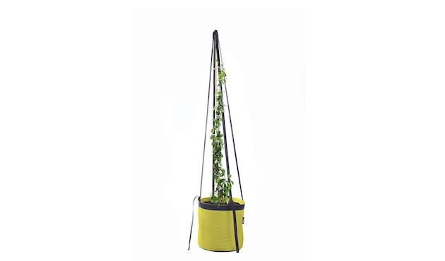 Bacsac - Pflanztasche  25L - mit Rankhilfe - avocadogrün  - 6