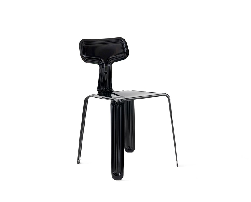 Moormann - Pressed Chair - zwart - 6