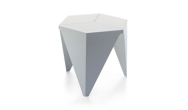 Vitra - Prismatic Table - weiß - 2