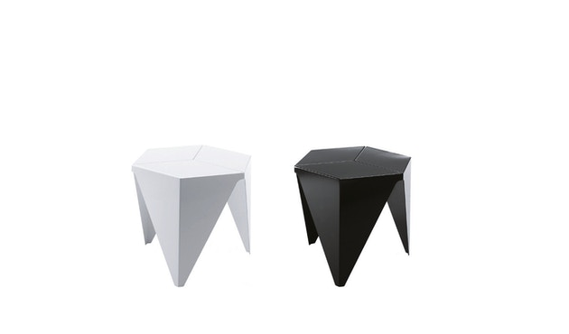 Vitra - Prismatic Table - weiß - 3