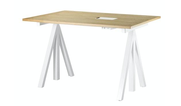 Höhenverstellbarer Schreibtisch