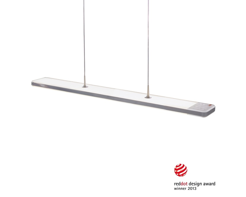 Senses - Touch aluminium - S - bediening boven - 0