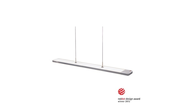 Senses - Touch aluminium - S - bediening onder - 0