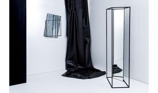Pulpo - Miro Spiegel/Garderobe - antique/schwarz - 2