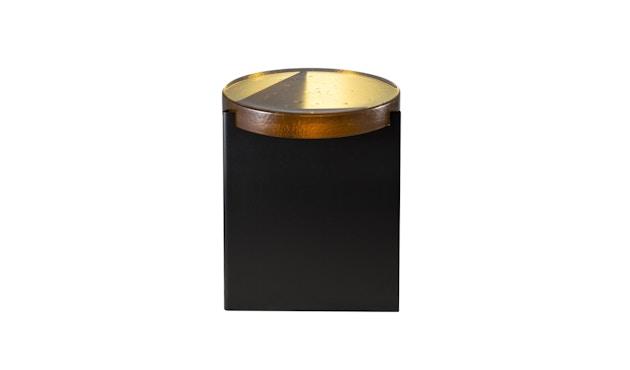 Pulpo - Alwa One Beistelltisch - Amber + Schwarz - 1
