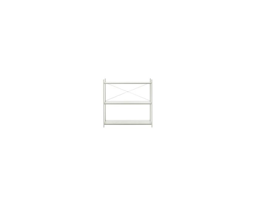 ferm LIVING - Punctual Regal - 1x3 - grau - 1