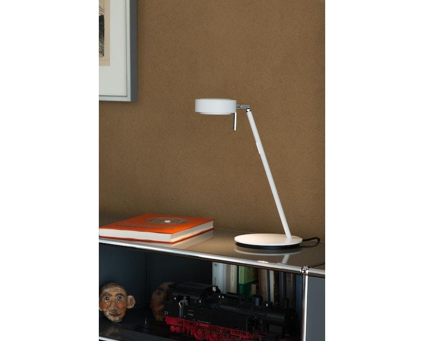 Mawa Design - Pure mini Tafellamp - Ked - zandzilver - 3