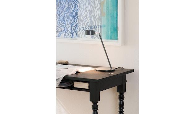 Mawa Design - Pure mini Tischleuchte - sandsilber sa - 3