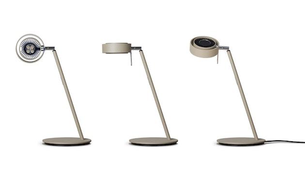 Mawa Design - Pure mini Tischleuchte - LED - sandsilber sa - 6