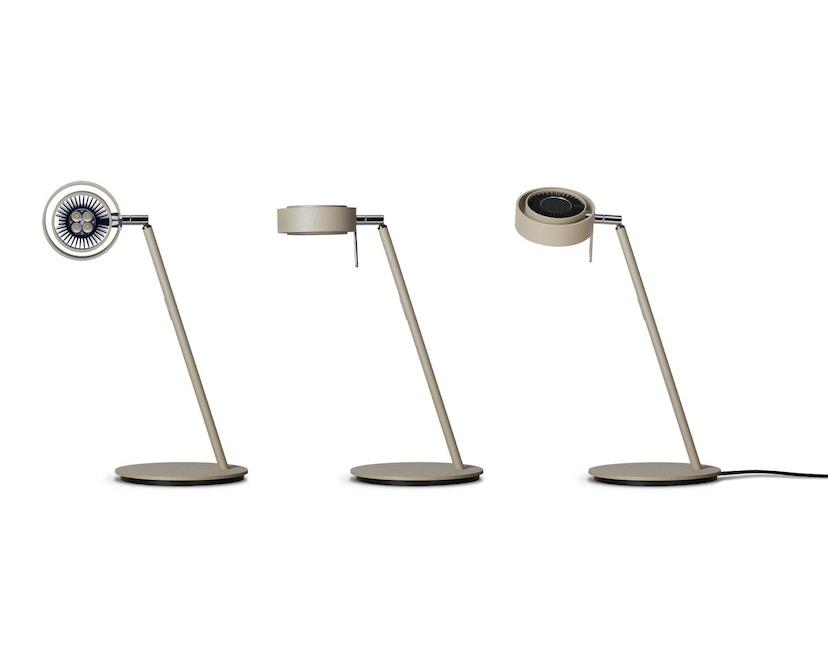 Mawa Design - Pure mini Tischleuchte - sandsilber sa - 5