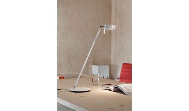 Mawa Design - Pure 1 Tafellamp - wit glanzend - Halogeen - 4