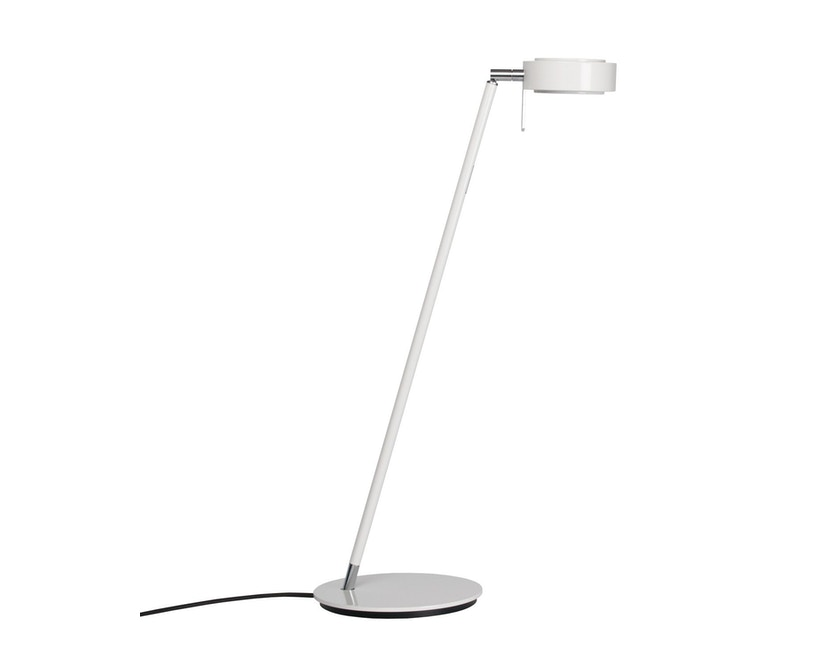 Mawa Design - Pure 1 Tafellamp - wit glanzend - Halogeen - 1