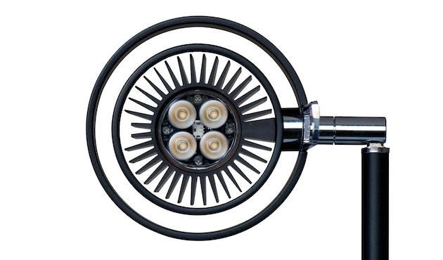 Mawa Design - Pure 2 Stehleuchte - LED - schwarz matt mawa 9005 - 2