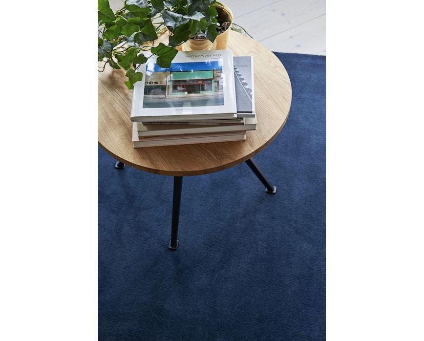 HAY - Teppich Raw Rug No 2 - mitterachtsblau - 4