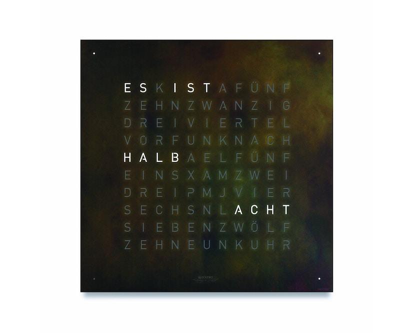 QLOCKTWO - Qlocktwo CREATOR´S EDITION - deutsch - roheisen - 2