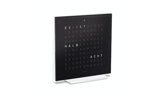 Qlocktwo Touch Pure Wecker - deutsch