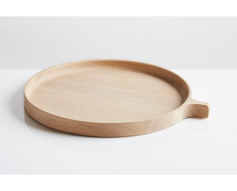 Woud - Racket Tablett - Oak - L - 2
