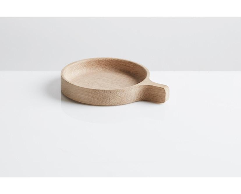 Woud - Racket Tablett - Oak - S - 2