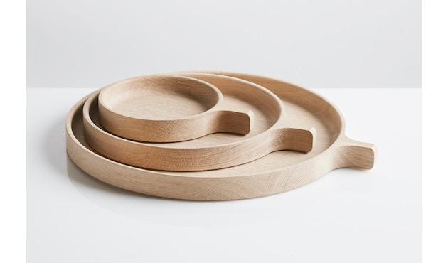 Woud - Racket Tablett - Oak - S - 3