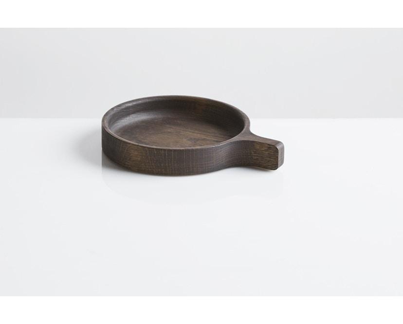 Woud - Racket Tablett - Smoked Oak - S - 2