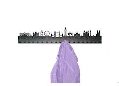 Städte Garderobe - London