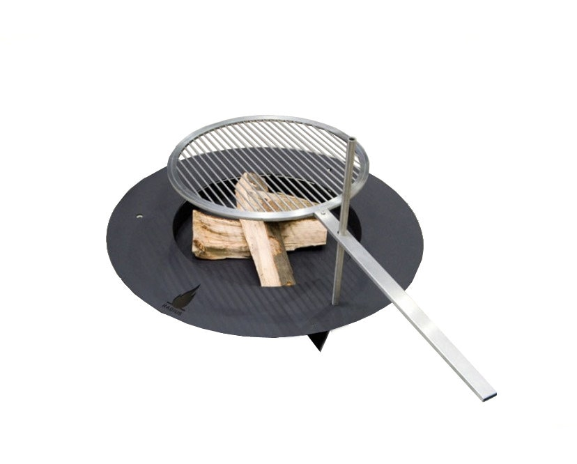 Radius - Fireplate barbecuerooster - L Ø 100 cm - 1