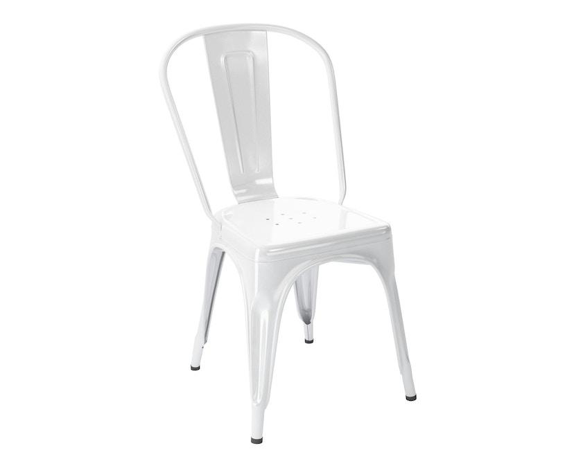 Tolix - A Stuhl - outdoor - weiß glänzend - 2