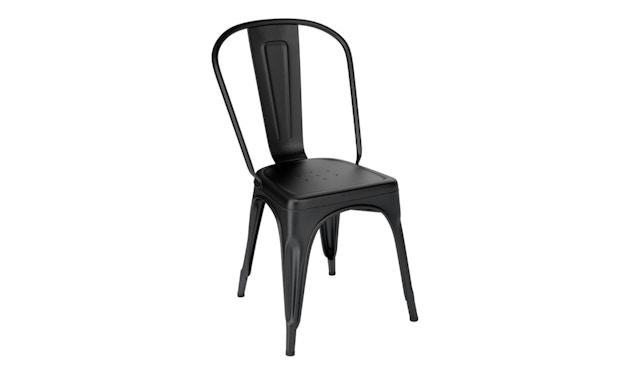 Tolix - A stoel - indoor - zwart - 2