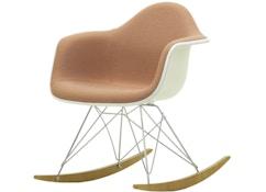 Eames Plastic Armchair RAR mit Vollpolster