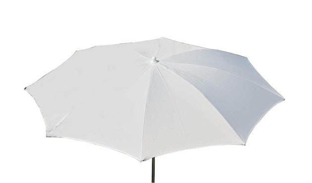 Jan Kurtz - Ravenna Sonnenschirm - Ø weiß - Gestell weiß - 1