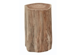 Table d'appoint Raw Teak -