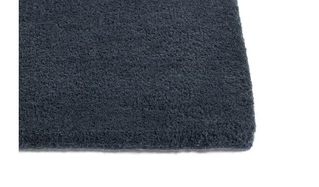 HAY - Teppich Raw Rug No 2 - mitterachtsblau - 1