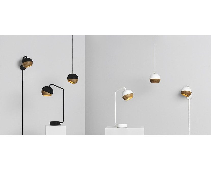 Mater - Ray hanglamp - wit - 2